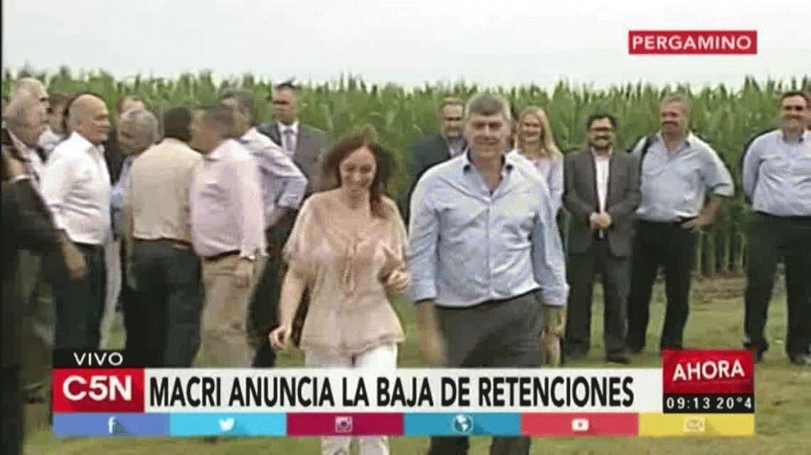 Así es el nuevo esquema de retenciones dispuesto por Mauricio Macri