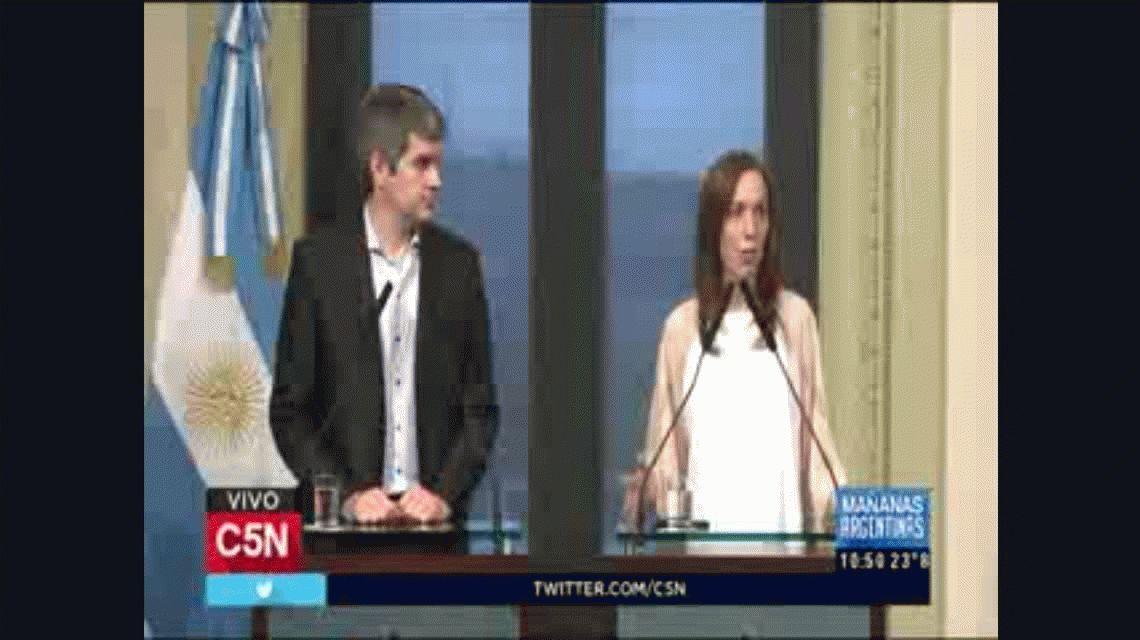 Vidal, sobre Cresta Roja: El piquete no resuelve el conflicto