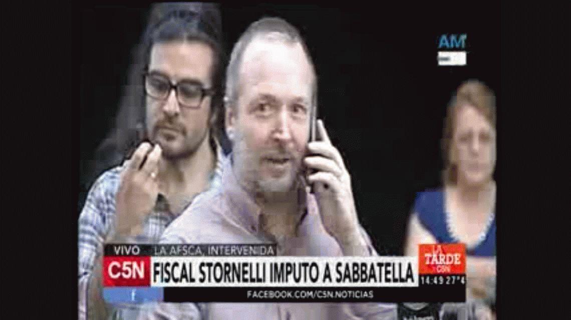 Sabbatella: El Gobierno intenta intervenir un ente autárquico