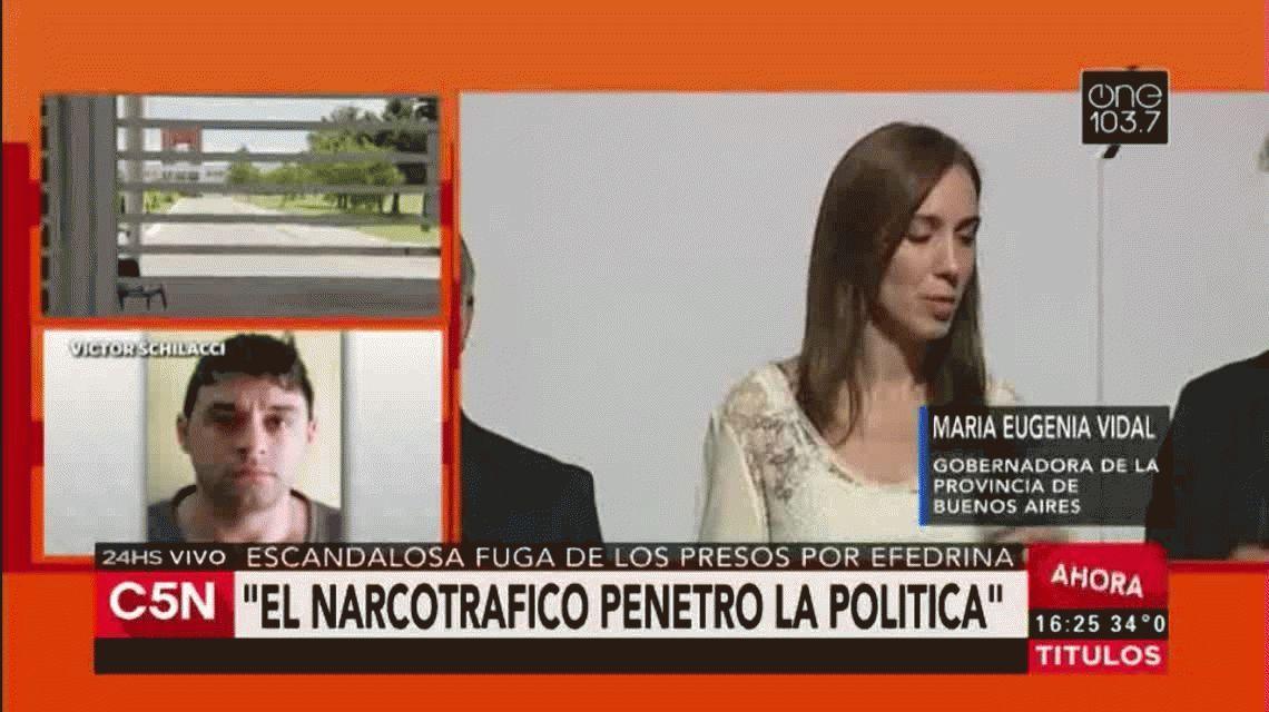 Ritondo: No habrá menos efectivos en la provincia de Buenos Aires