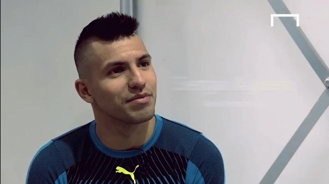 El Kun Agüero quiere retirarse en Independiente...¡junto a Lionel Messi!