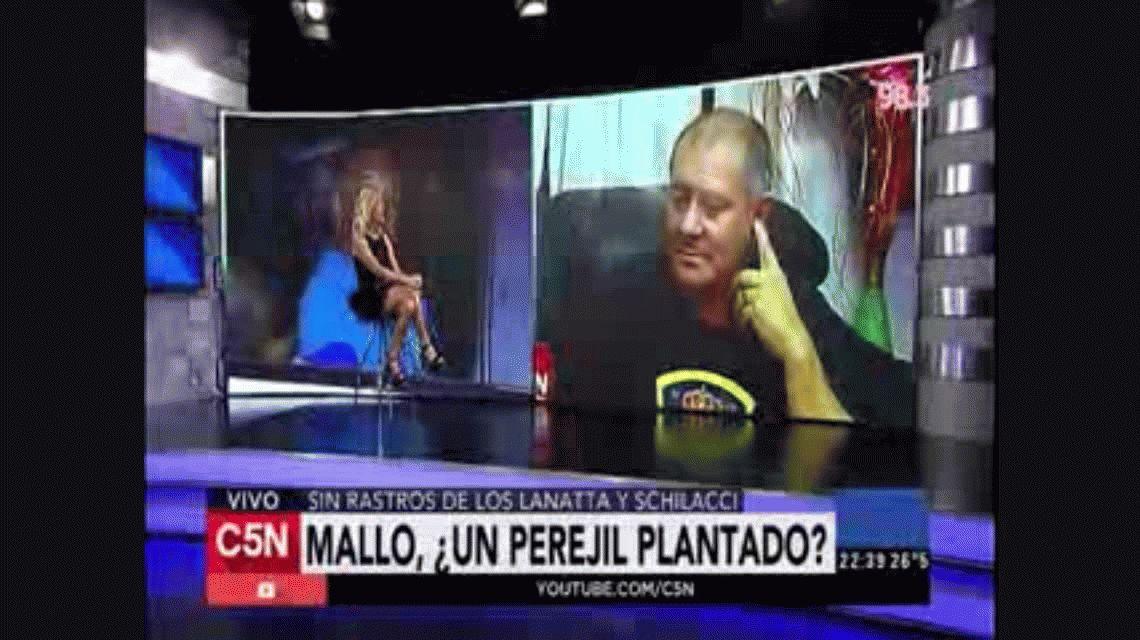 Marcelo Mallo en C5N: Es imposible fugarse sin ayuda