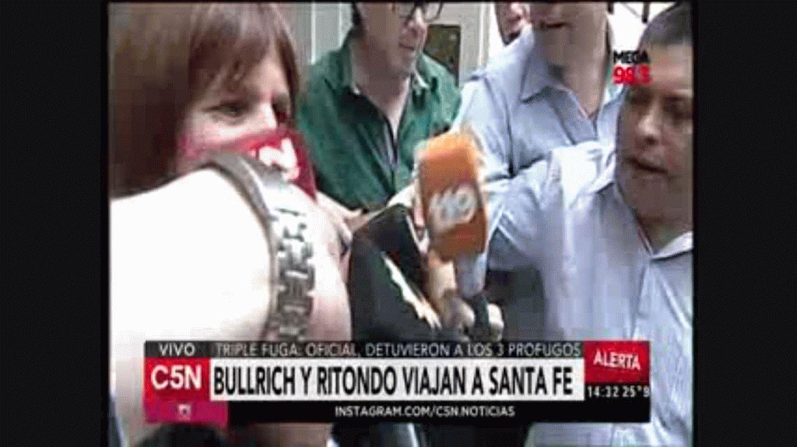 Patricia Bullrich: Logramos el objetivo, el Presidente está orgulloso