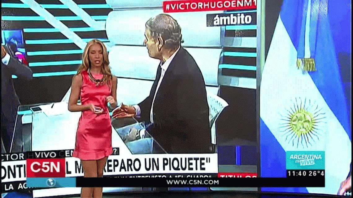 Víctor Hugo Morales le respondió a Macri en C5N: Echan a periodistas enemigos