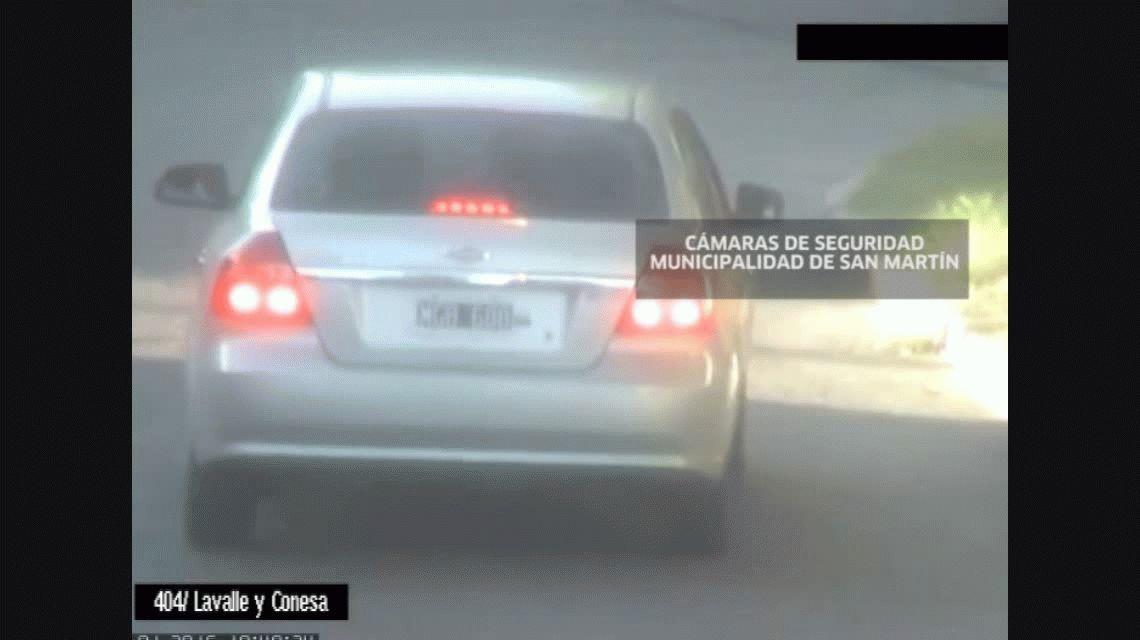 VIDEO: Ladrones atropellan a una beba y su madre en plena fuga
