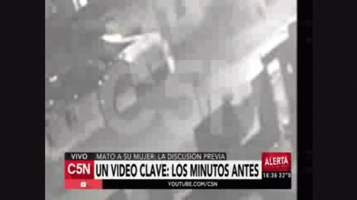 Crimen de Virrey del Pino: en 56 minutos, discutió con su ex pareja, la mató y escapó