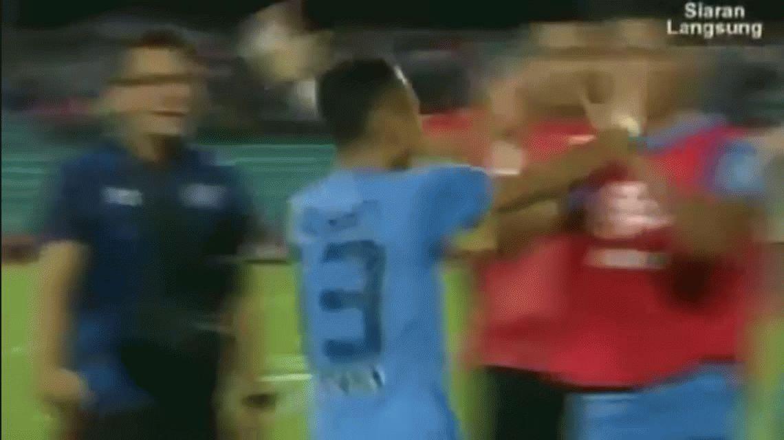 ¿Quién te conoce, Roberto Carlos? Mirá este impresionante gol de tiro libre