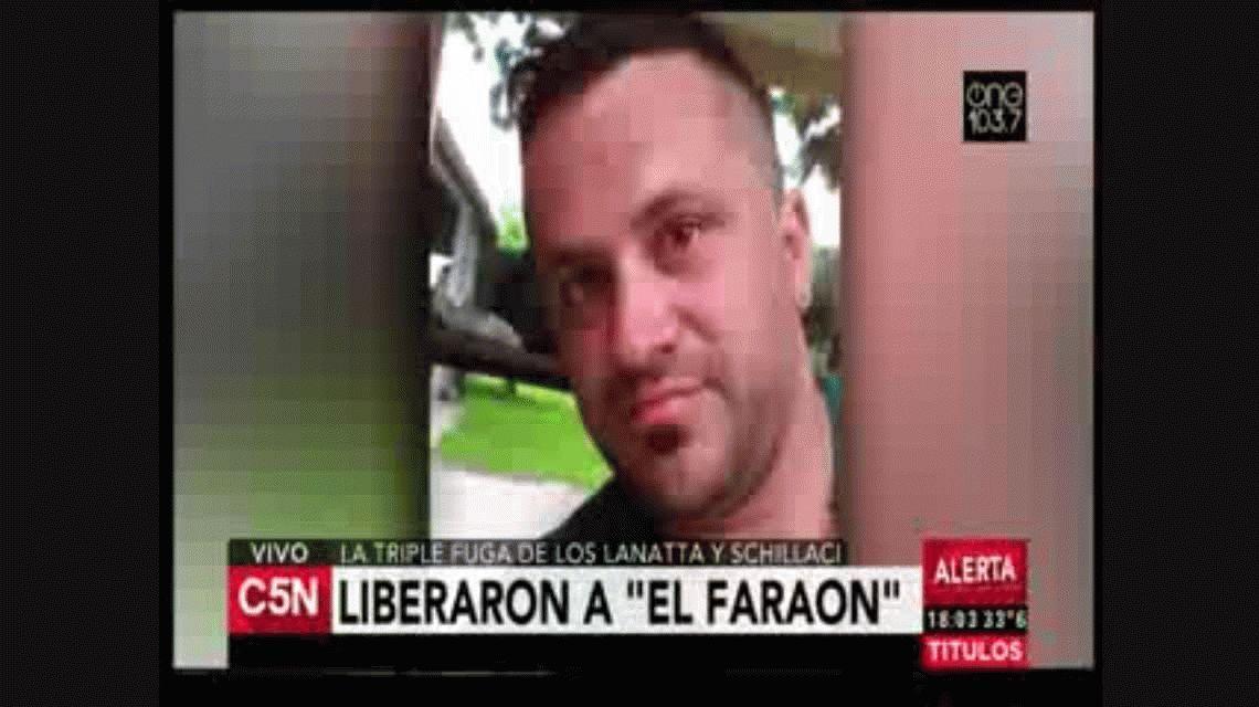 Liberaron a Marcelo El Faraón Melnyk, preso por la Triple Fuga