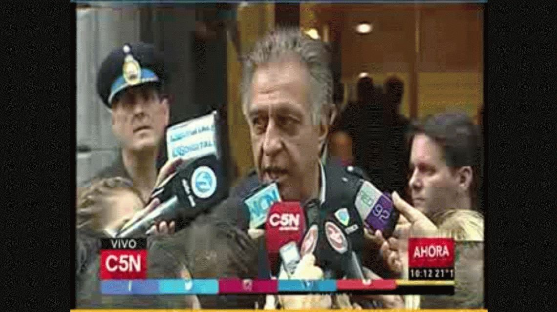 El Frente de Izquierda no asistió al discurso de Macri