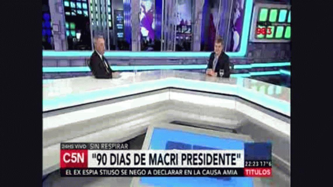 Marcos Peña en C5N: En el segundo semestre no habrá una inflación alta