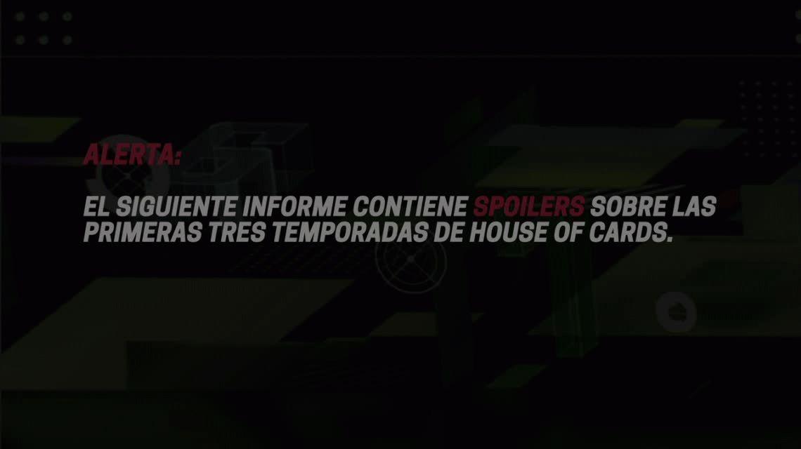 VIDEO: Mirá el informe 678 que hizo la cuenta oficial de House of Cards