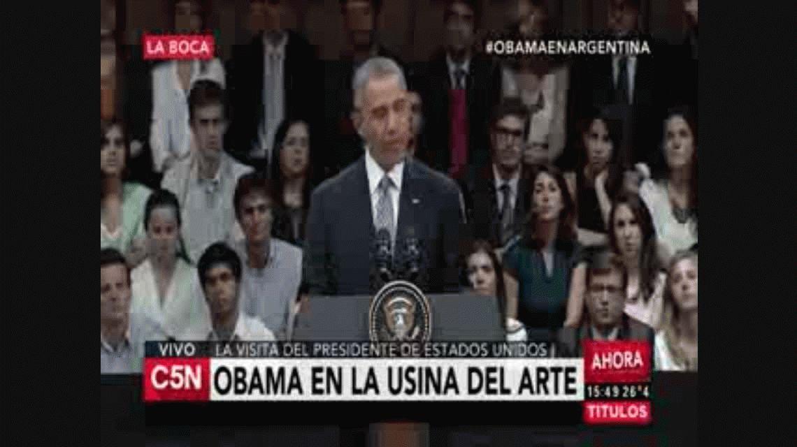 ¿Quién es Gino, el joven innovador argentino que destacó Obama?