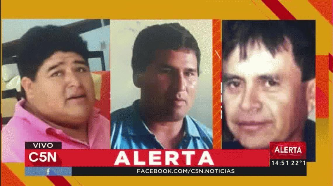 Misteriosa desaparición de tres quinteros en La Plata: buscan a un contador