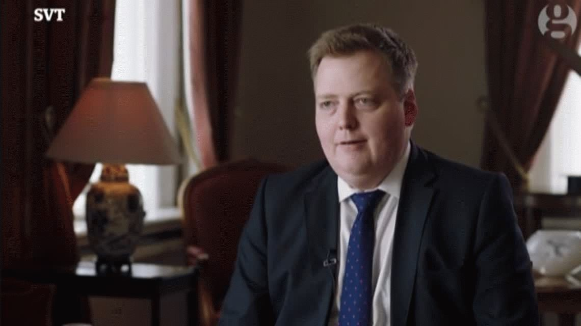 Al final, el primer ministro islandés no renuncia