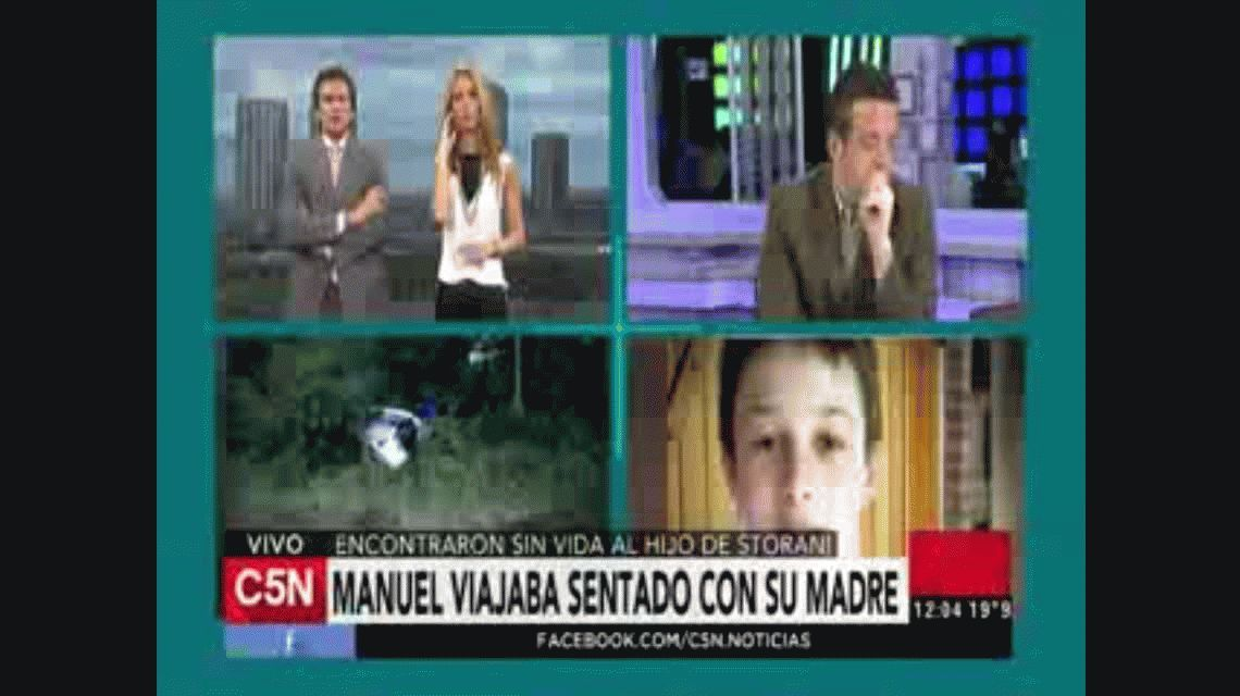 Habló Storani, tras la tragedia en el Río Luján: Manuel no tuvo chances