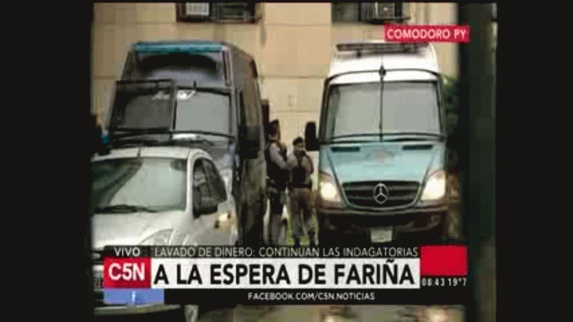 EXCLUSIVO| Todos los detalles de la declaracion secreta de Fariña: qué dijo de Chueco y de los Kirchner