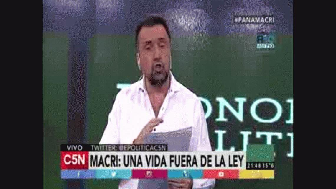 #PanamáPapers Las otras sociedades offshore de Macri