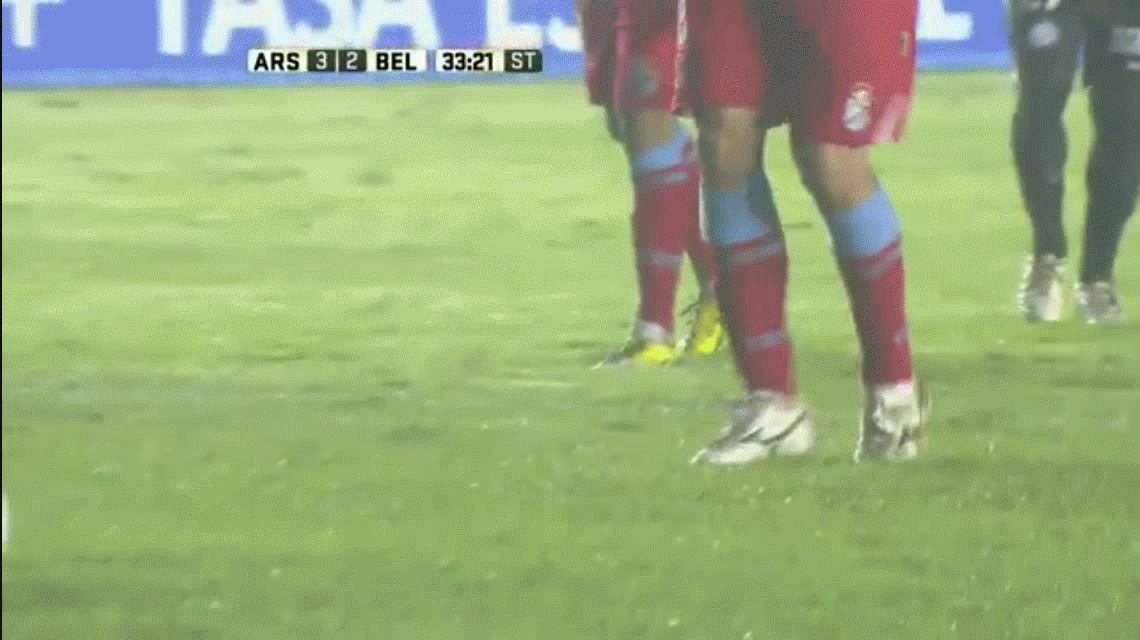 Arsenal empató con Belgrano y no pudo conseguir la punta del torneo