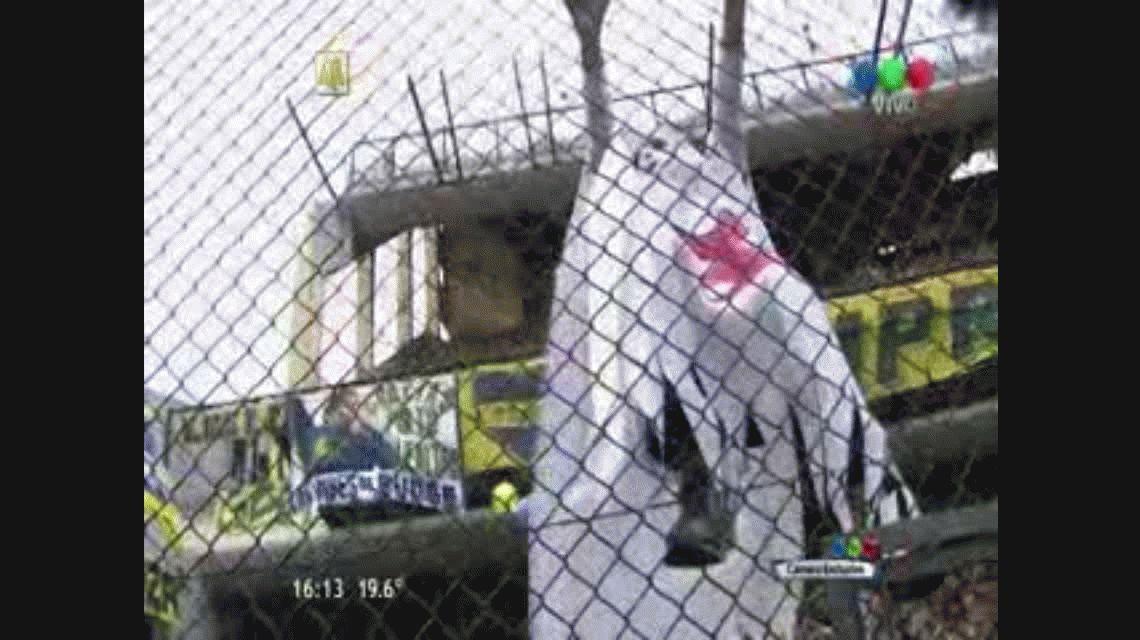 Infaltable: el famoso Fantasma de la B, presente en La Bombonera