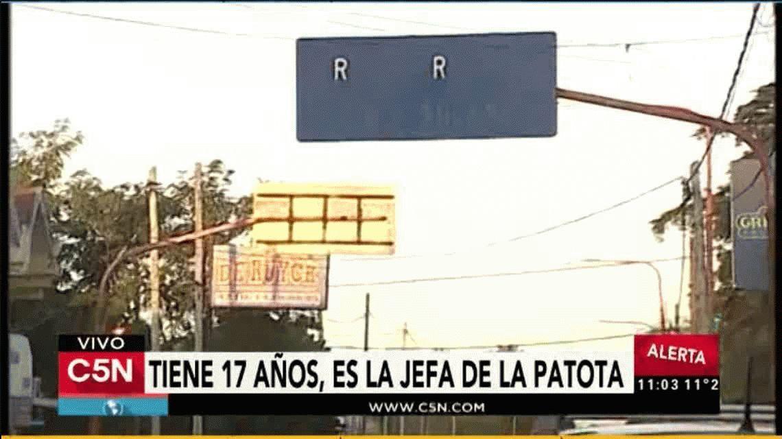 Tiene 17 años y es la jefa de la patota que mató en Quilmes