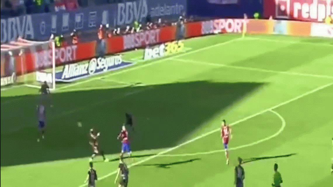 El Atlético de Simeone sigue imparable: venció al Rayo Vallecano