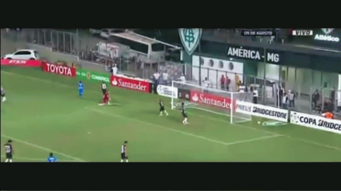Racing perdió ante Atlético Mineiro en Brasil y se quedó afuera de la Libertadores