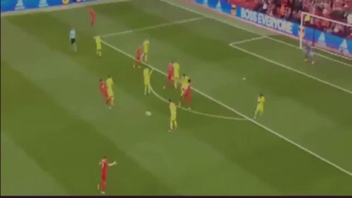 Sevilla venció al Liverpool y ganó la tercera Europa League consecutiva