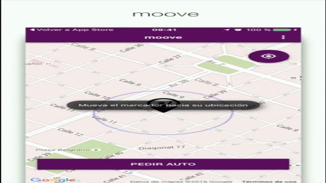 Moove, la solución argentina para el conflicto de los taxistas con Uber