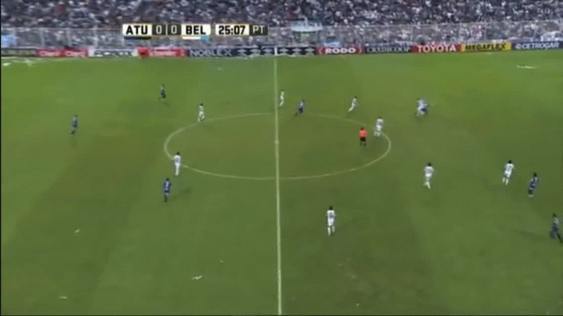 Atlético Tucumán derrotó a Belgrano y se ilusiona con jugar la Copa