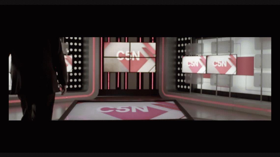 Víctor Hugo regresa a la televisión: debuta este lunes en C5N