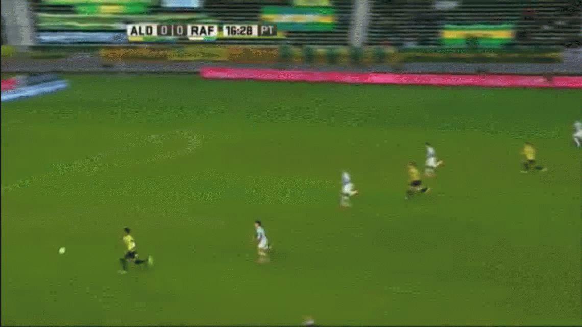Aldosivi derrotó a Atlético de Rafaela