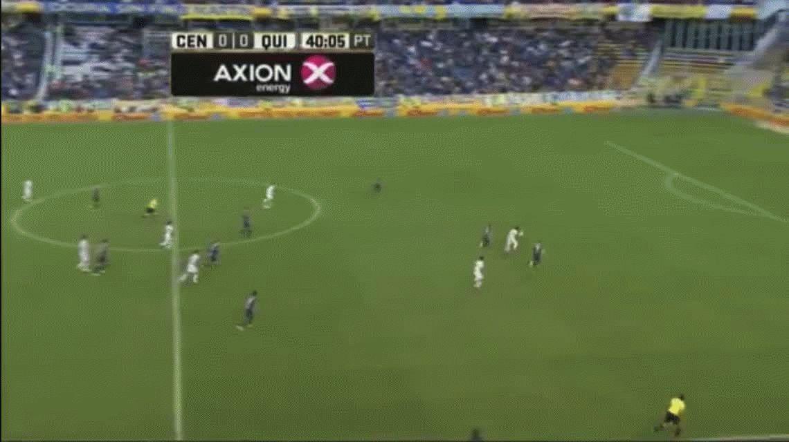 Con suplentes, Central igualó ante Quilmes en Rosario