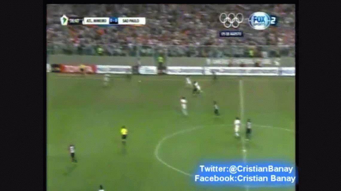 El Patón lo hizo de nuevo: el San Pablo de Bauza eliminó al Mineiro y se metió en semis