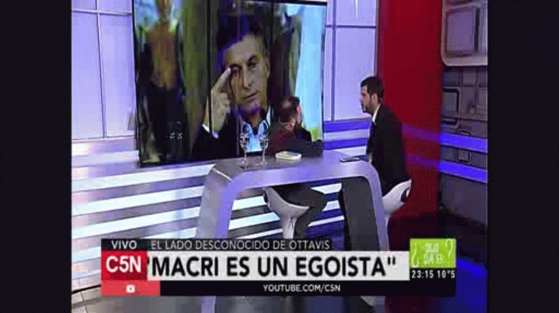Macri es el Capitán Veto, pero va por la cloacas