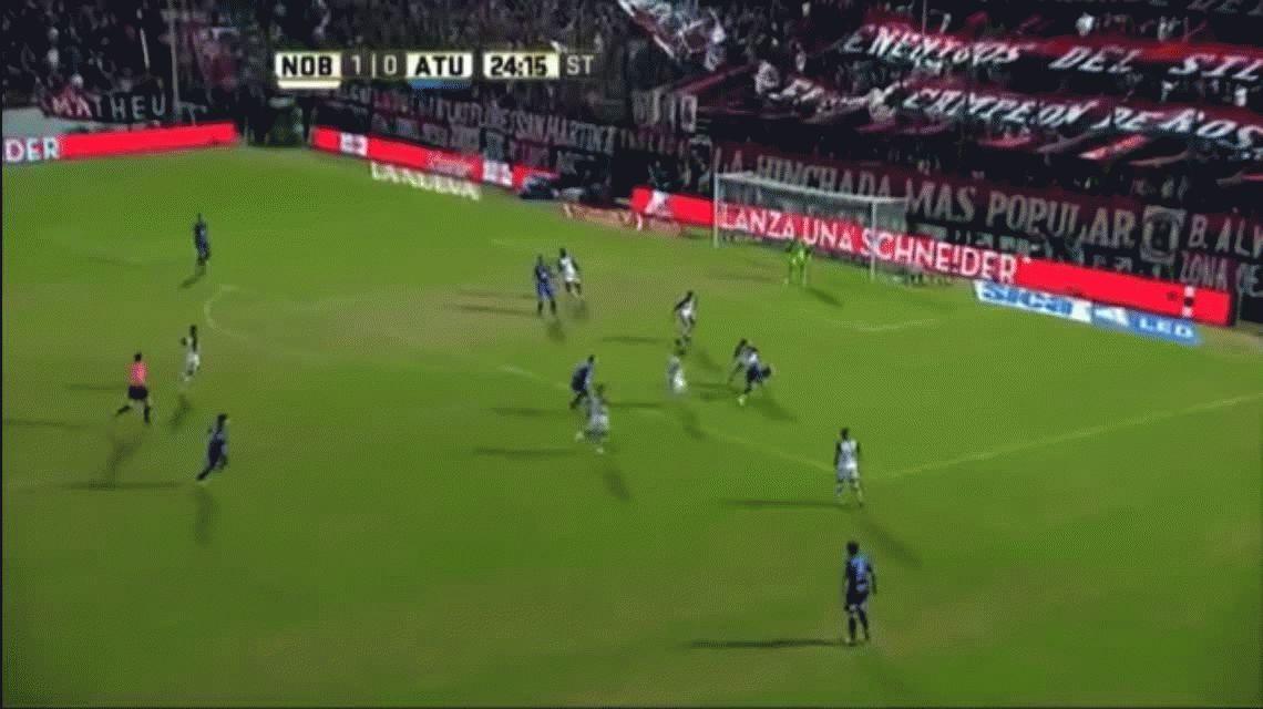Atlético Tucumán cayó con Newells y se quedó sin nada