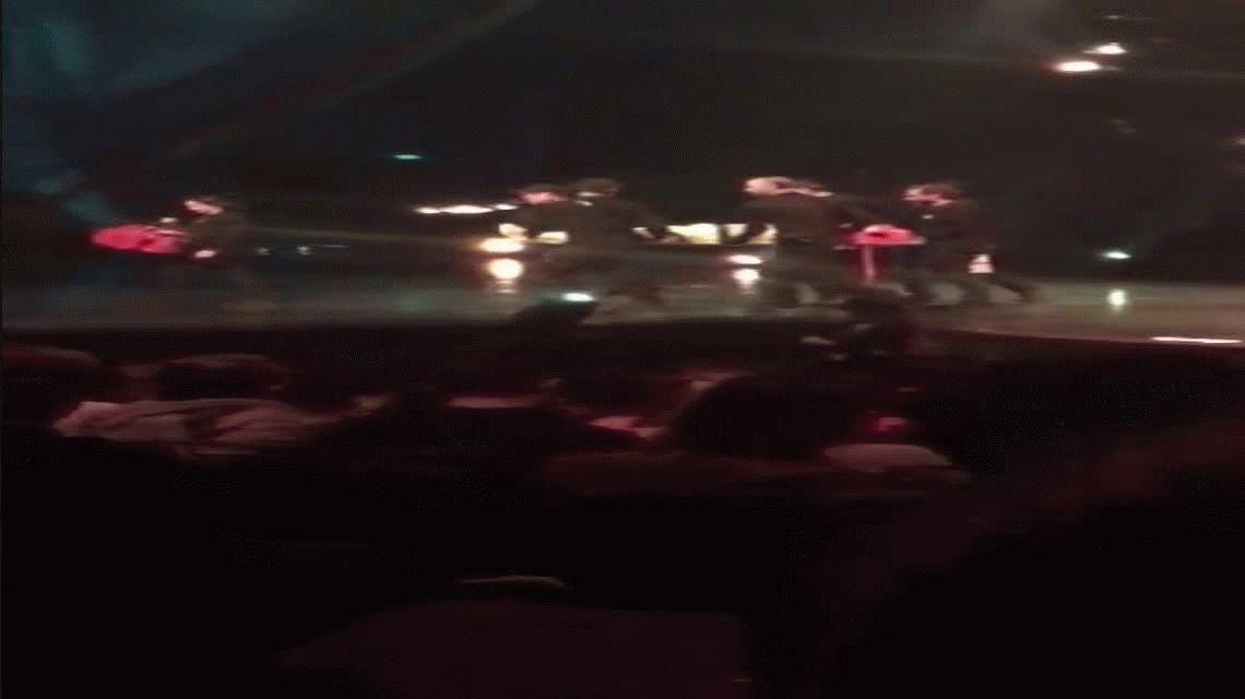 VIDEO: Un acróbata del Cirque du Soleil se cayó en plena función
