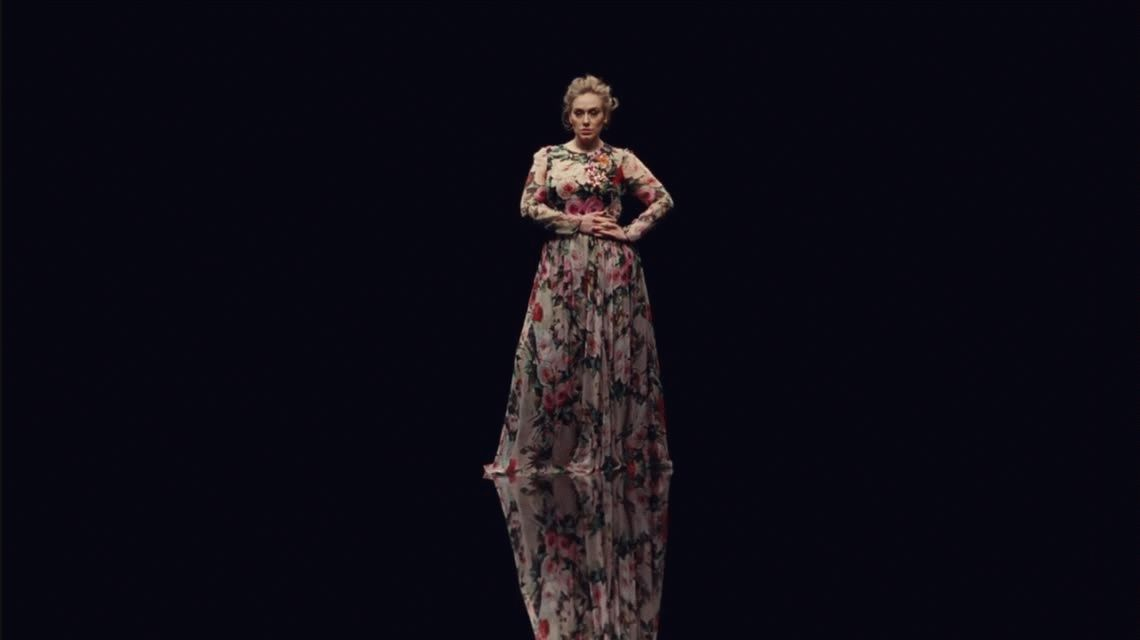 Mirá el nuevo video de Adele para el tema Send my love (to your new lover)