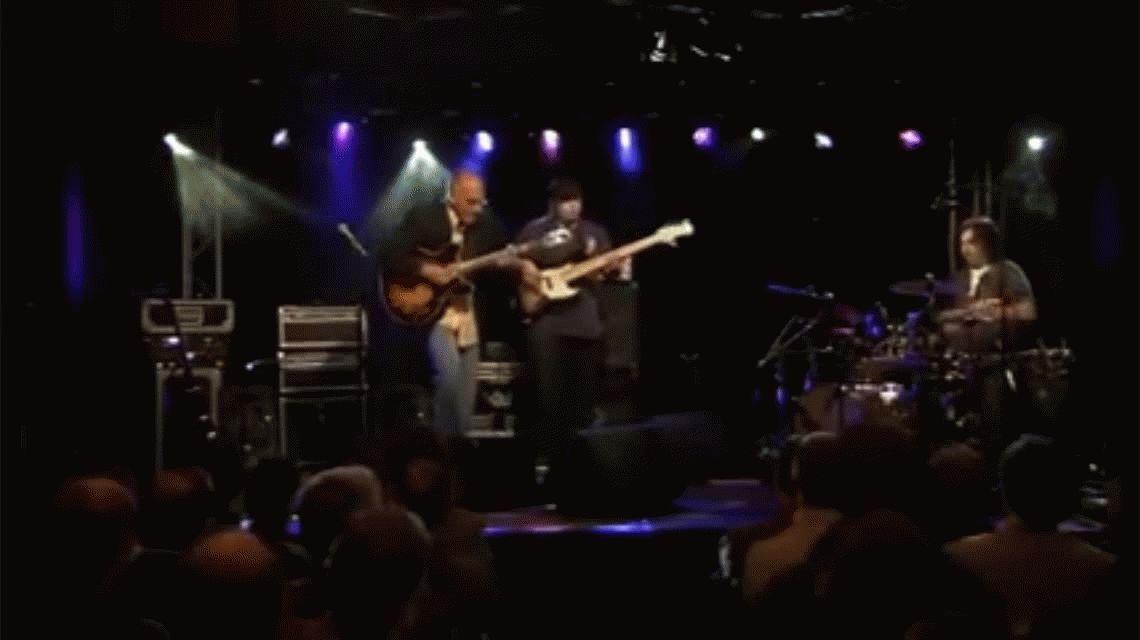 Una leyenda del jazz vuelve a los escenarios argentinos