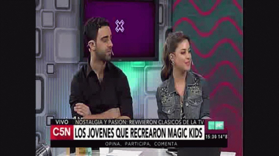 Para nostálgicos: Magic Kids vuelve por 24 horas en agosto