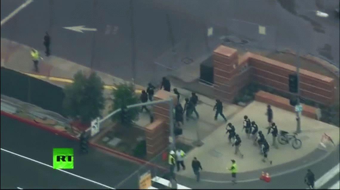 Al menos dos muertos durante un tiroteo en una universidad de Estados Unidos