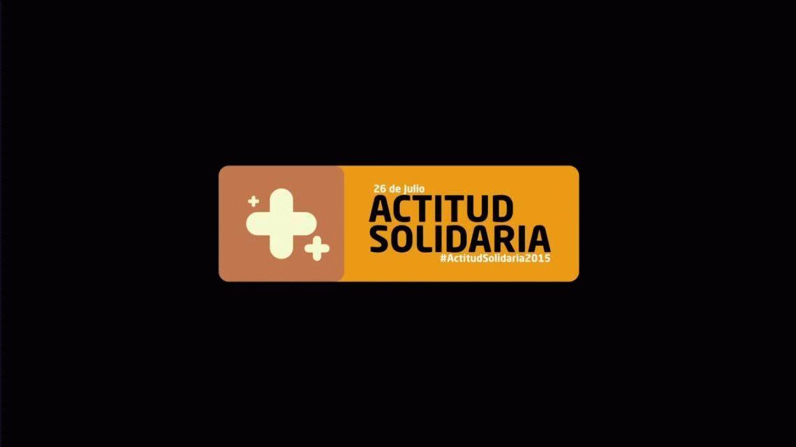 El 10 de julio se realizará una nueva edición de la maratón Actitud Solidaria