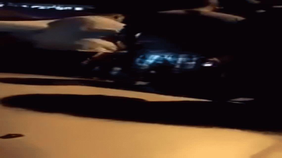 VIDEO: Lincharon y mataron a un hombre acusado de violar a un niña