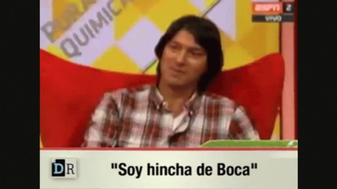 ¿Traición? Un ídolo de Independiente reveló que es hincha de Boca