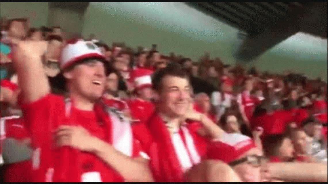 Messi, Messi, el grito de los austríacos que enloqueció a CR7
