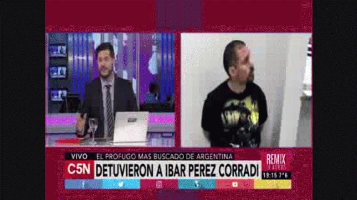 Habló el fiscal del Triple Crimen: Pérez Corradi tenía personas que lo protegían