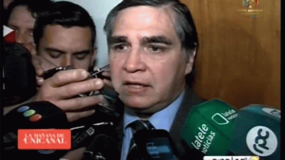 Ahora Ibar Pérez Corradi no quiere ser extraditado a la Argentina