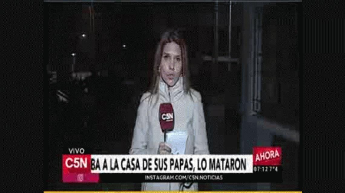 Robo y muerte en Sarandí: iba a la casa de sus padres y lo acribillaron por la espalda