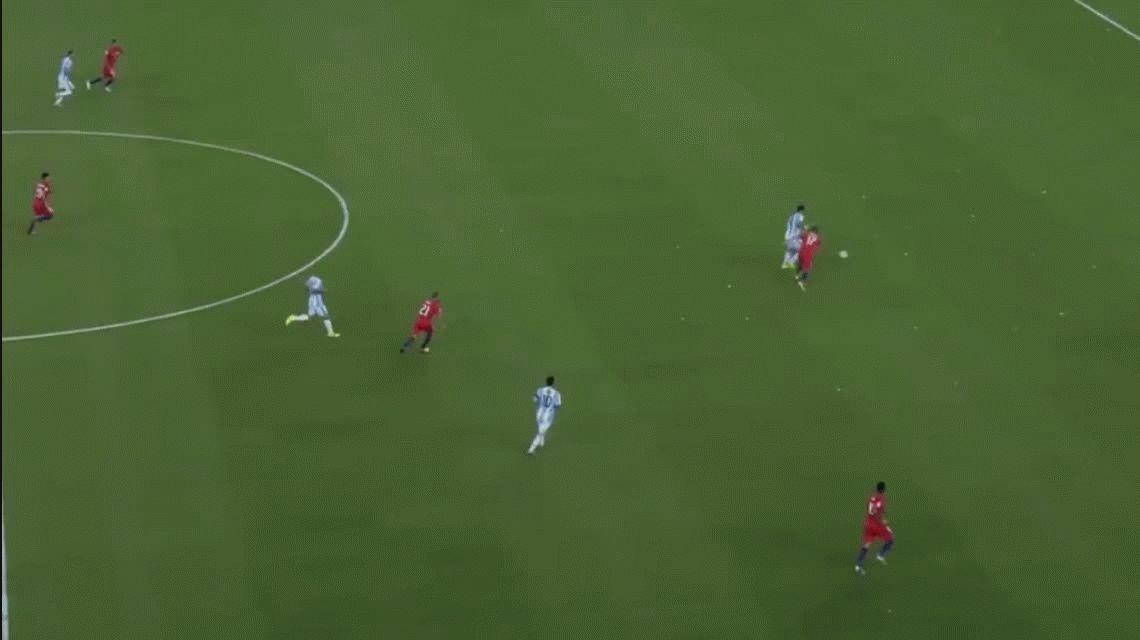 ¿Qué hubiera pasado si Higuaín no erraba su jugada ante Chile?