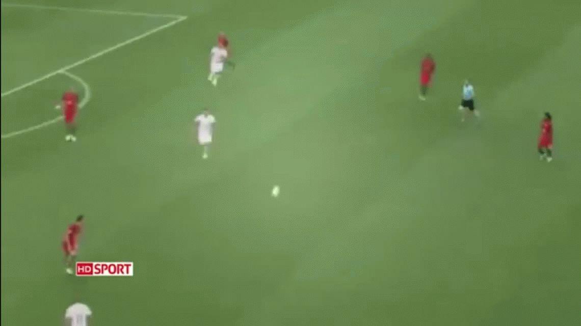 Cristiano lo hizo: Portugal derrotó a Polonia por penales y está en semis