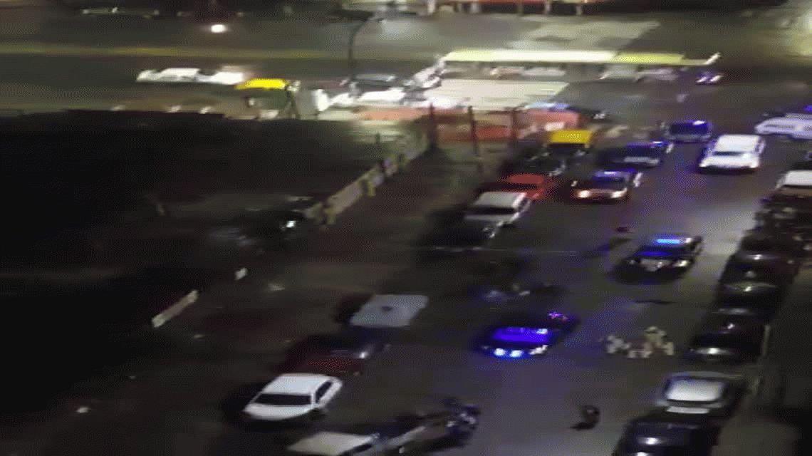 VIDEO: Así atrapaban a delincuentes tras cinematográfica persecución